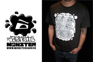 Salamech-tshirt-monstershop