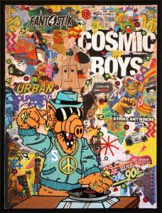 Salamech - Comic Boys